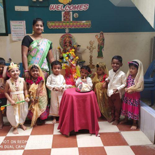 Gokulaastimi celebration1