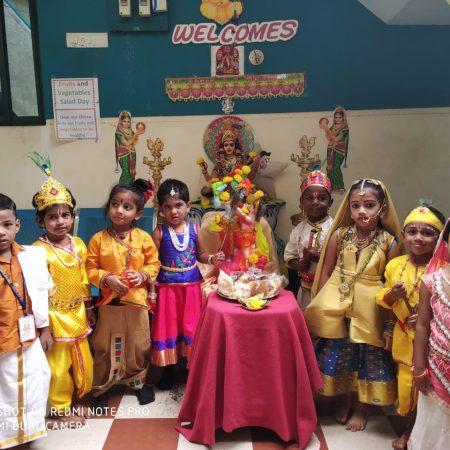 Gokulaastimi celebration2